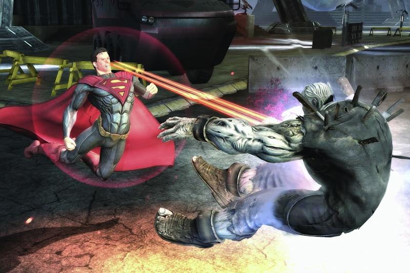 Injustice: Gods Among Us Ultimate Edition goes free to download for limited time