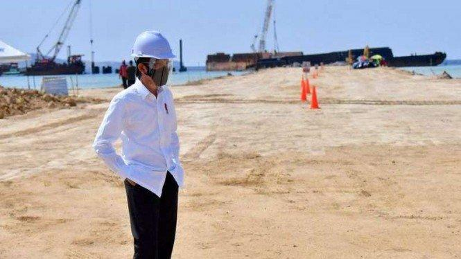 Jokowi Yakin 2021 Jadi Peluang Usai Krisis, Tahun Pemulihan Ekonomi