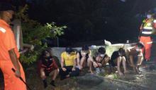 防疫驚現破口!?屏東2位越南偷渡客發燒腹痛 海巡署:全面戒備