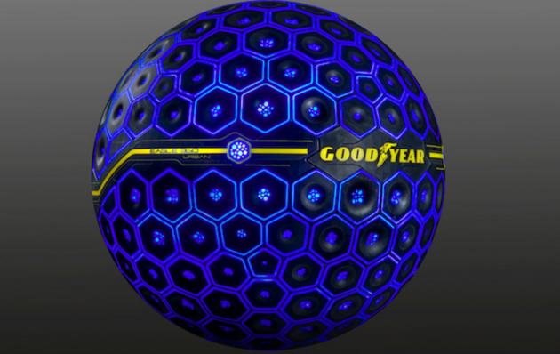 去年爆紅的球形概念胎,今年的新功能更讓人吃驚!(內有影片)