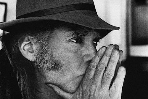 Third Man Records Releasing Neil Young's 'A Letter Home'