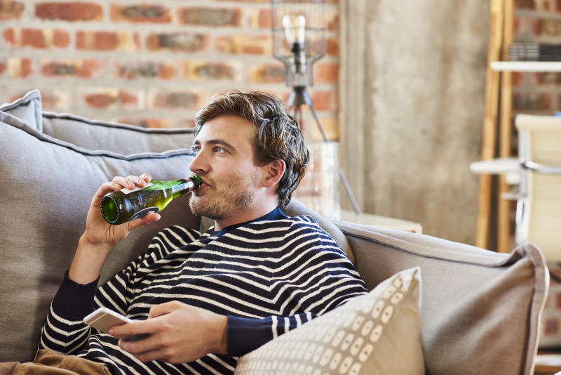New research has revealed drinking moderately could be good for brain function. (Getty Images)