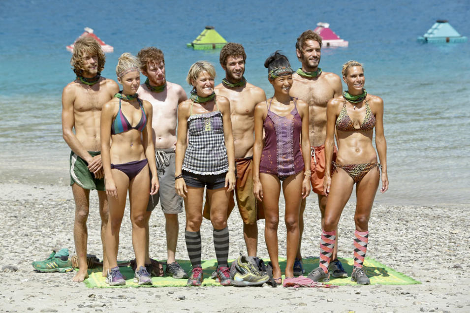 """Survivor: Caramoan - Fans vs. Favorites"" -- ""The Beginning of the End"""