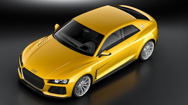 Audi Sport Quattro Concept debuts as a 700-hp plug-in hybrid