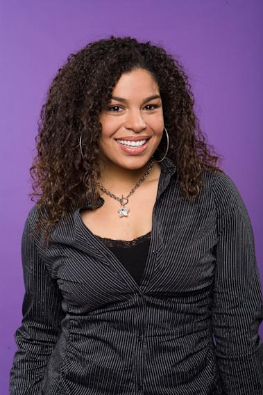 Jordin Sparks of Glendale, AZ.  One of the top 24 contestants in 6th season of American Idol.