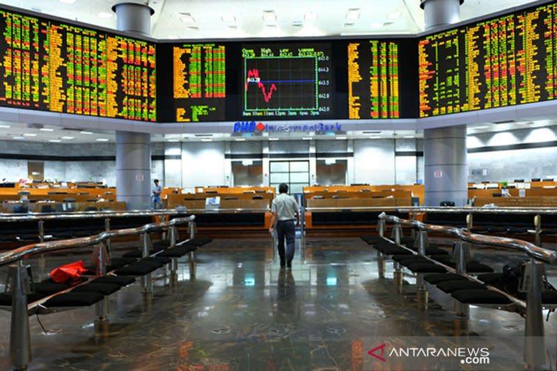 Pasar saham Malaysia balik melemah, indeks KLCI tergerus 0,20 persen