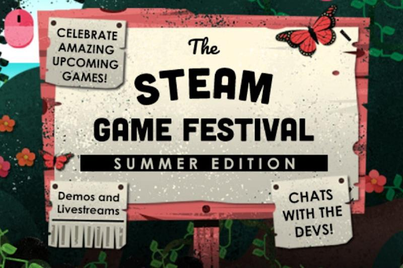Valve pushes back summer Steam Game Festival by one week