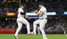 MLB》結束全壘打乾旱 洋基托天子母親節開轟