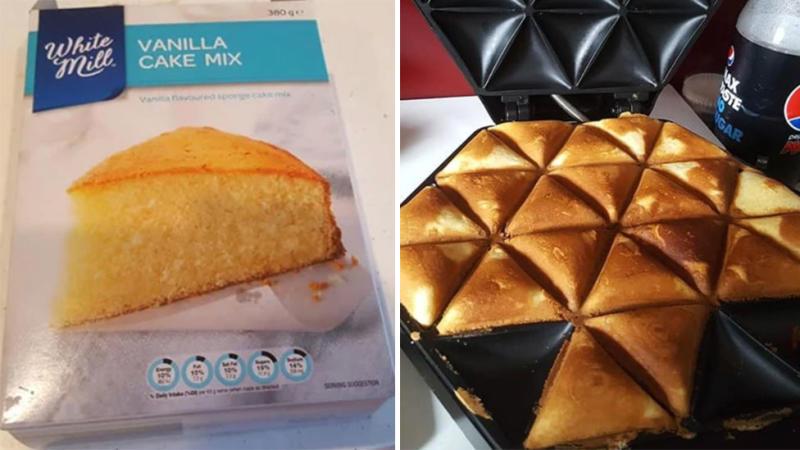 Aldi samosa maker cake hack