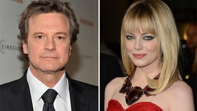 Woody Allen's Next Film To Feature Firth/Stone Romance?