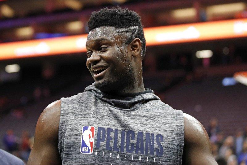 Zion Williamson akhirnya main 22 Januari