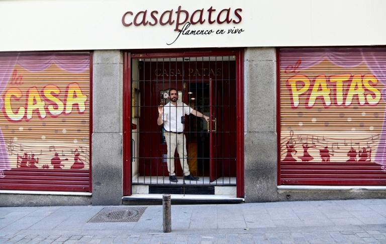 Casa Patas owner Martin Guerrero has had to close the gates of the famous tablao after 32 years of music
