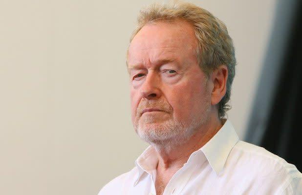 Ridley Scott to Exec Produce Prison Thriller 'Panopticon' Based on Black List Script