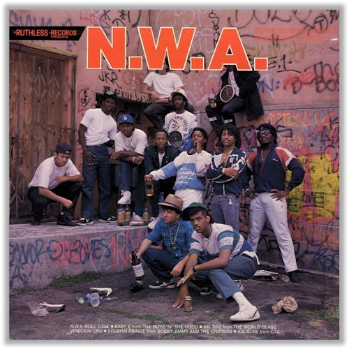 """""""N.W.A. & The Posse"""" Compilation Turns 25"""