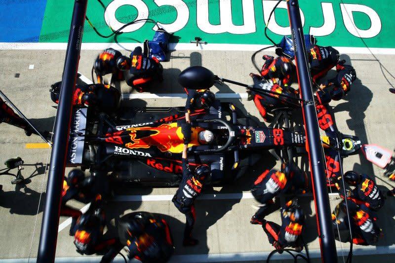 Verstappen siap menebar ancaman di Catalunya