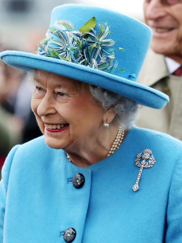 Ratu Elizabeth II (Andrew Milligan/PA via AP)