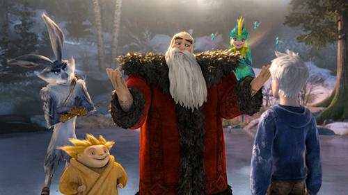 Yahoo! Movies Giveaway: 'Rise of the Guardians' Blu-ray Signed by Hugh Jackman