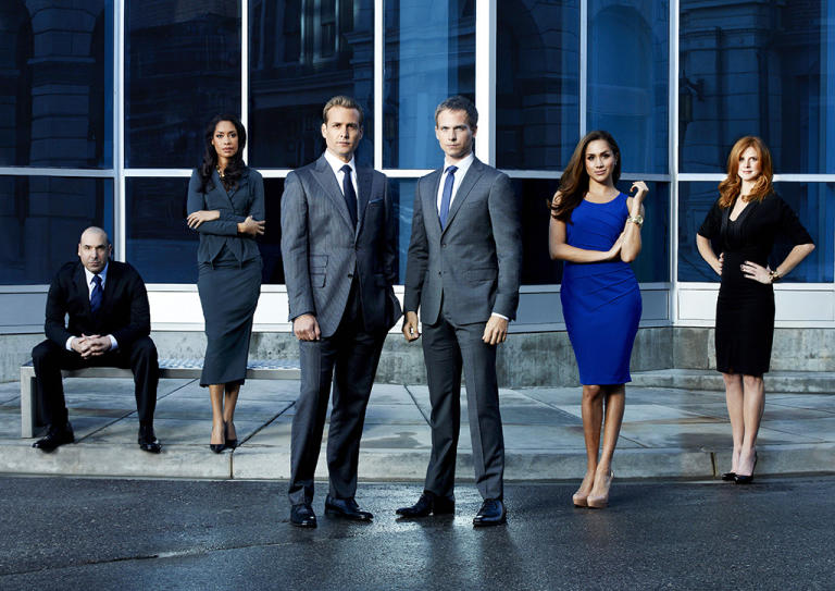 Suits (USA, 1/17)