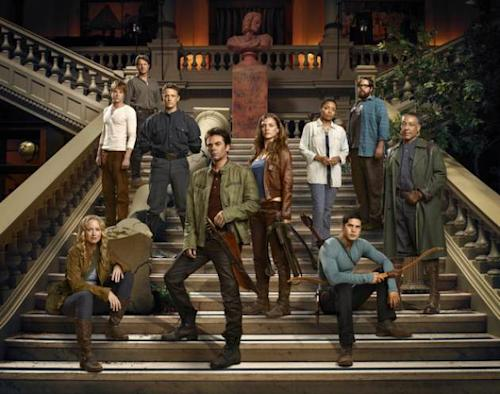 NBC's 'Revolution,' Season 1 -- NBC