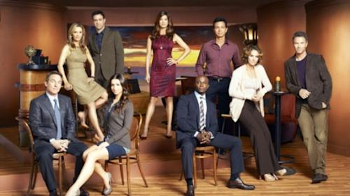 The cast of 'Private Practice' Season 6 -- ABC