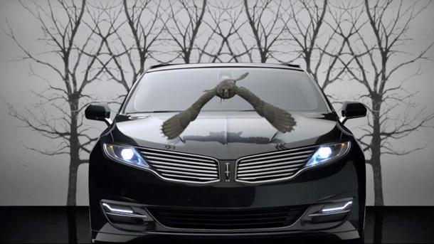 Lincoln relaunches with presidential smoke, classic mirrors