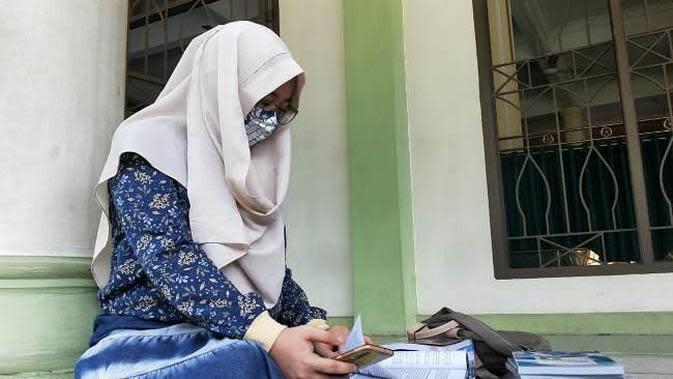 Masjid di Pekanbaru Sediakan Wifi Gratis Bantu Siswa Belajar Daring