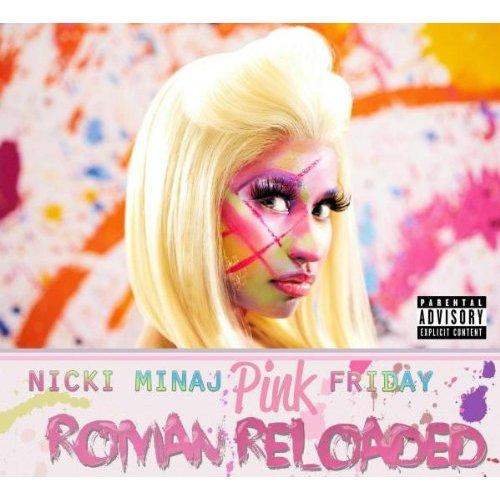 Nicki Minaj Mistakenly Abandons Rap For Pop On 'Pink Friday: Roman Reloaded'