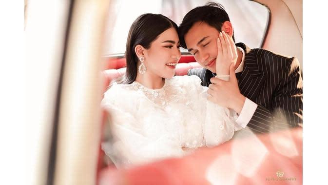 Pasangan selebriti (Sumber: Instagram/felicyangelista_)