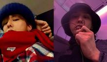 韓國網民用D社照片為證據,舉報GD摘下口罩吸煙