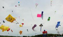 屏東的天空風箏點綴 2020屏東風箏節將登場