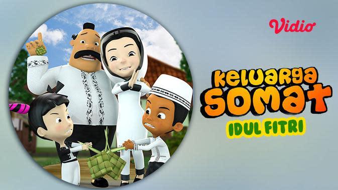 Keluarga Somat bercerita tentang kehidupan keluarga yang humoris.