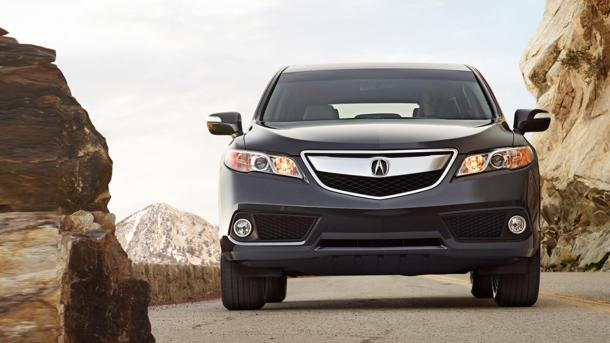2014 Acura RDX, reliable daily runabout: Motoramic Family Drives