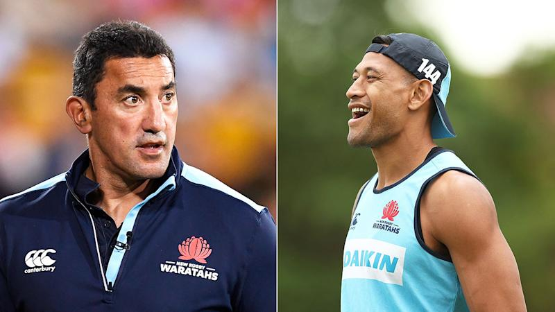 Waratahs coach Daryl Gibson is refusing to use the Israel Folau distraction as an excuse for his side's form.