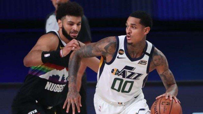 Playoff NBA 2020, Denver Nuggets vs Utah Jazz