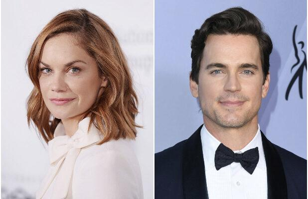 Ruth Wilson and Matt Bomer to Star in True Story of AIDS Activist 'The Book of Ruth'