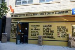 Toko buku-toko buku di AS luncurkan kampanye 'Boxed Out' melawan Amazon