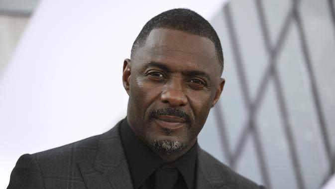 Idris Elba. (Jordan Strauss/Invision/AP, File).