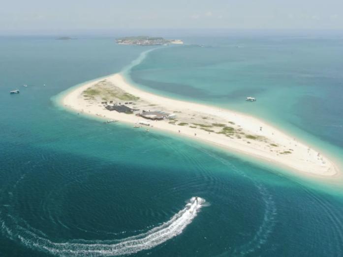 澎湖 東海無人島