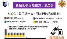 國衛院研究/(SLOG)延長胰臟癌患者整體存活期至11.4個月