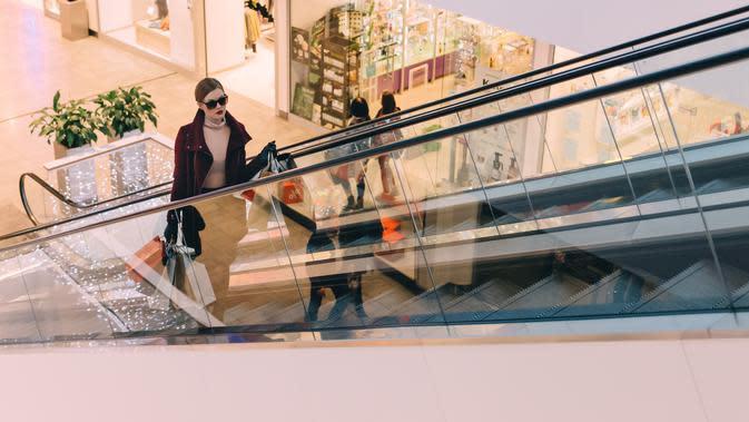 ilustrasi tips berbelanja di mall saat new normal/pexels