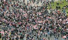 白俄羅斯再現示威 數以萬計群眾上街要總統下台
