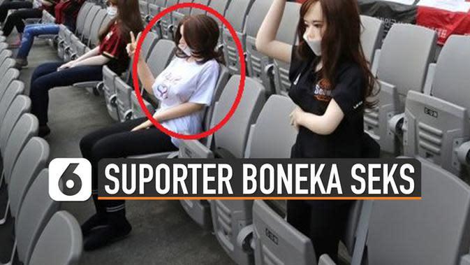 VIDEO: FC Seoul Terancam Denda karena Boneka Seks