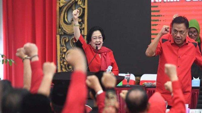 Pesan Megawati: Politik Menyebar Kebaikan