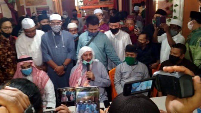BNPT Telusuri Kemungkinan Penusuk Syekh Ali Jaber Terafiliasi Teroris