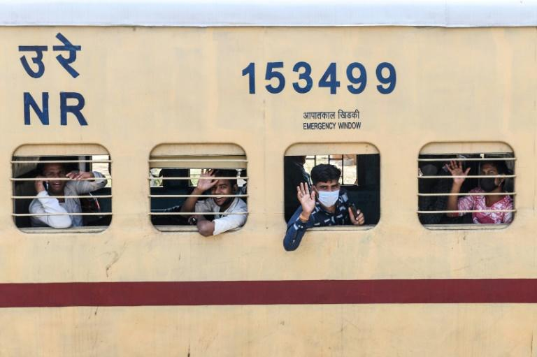 India Railways stopped operating in late March 2020 due to the coronavirus lockdown, but a few trains have been available to help migrant workers who lost their jobs return home
