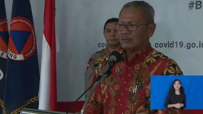 Pecah Rekor Penambahan Corona 1.043 Positif, Terbanyak dari Jakarta