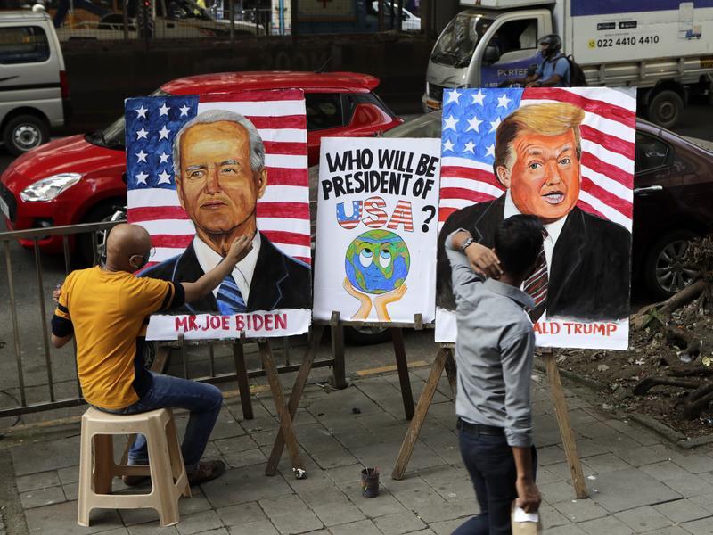 美選「對台政策」比一比 川普拜登誰對台灣比較好?