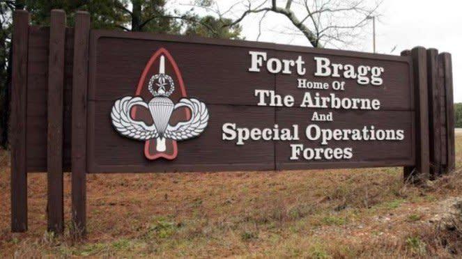 VIVA Militer: Pangkalan militer Amerika Serikat, Fort Bragg