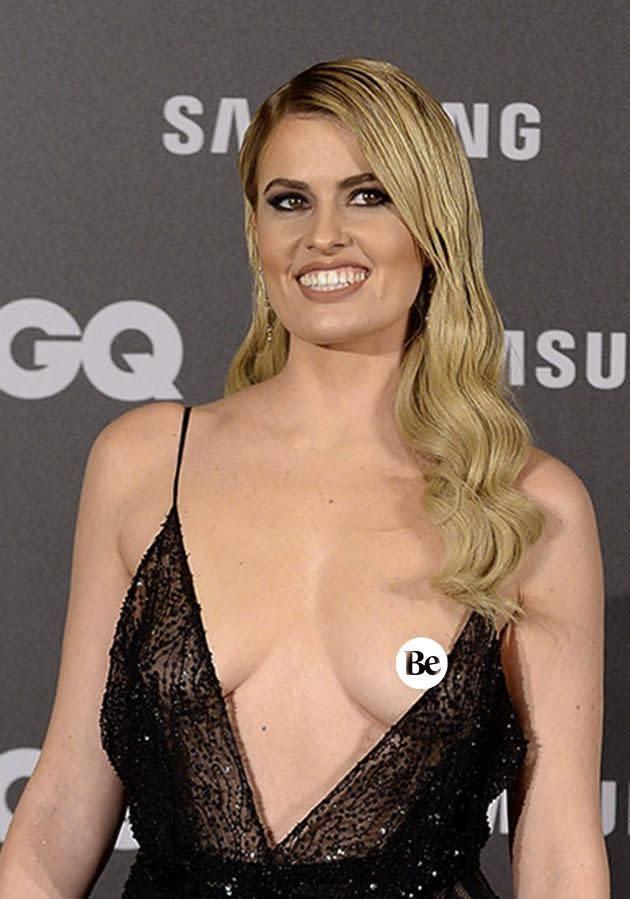 Tv stars boob pictures