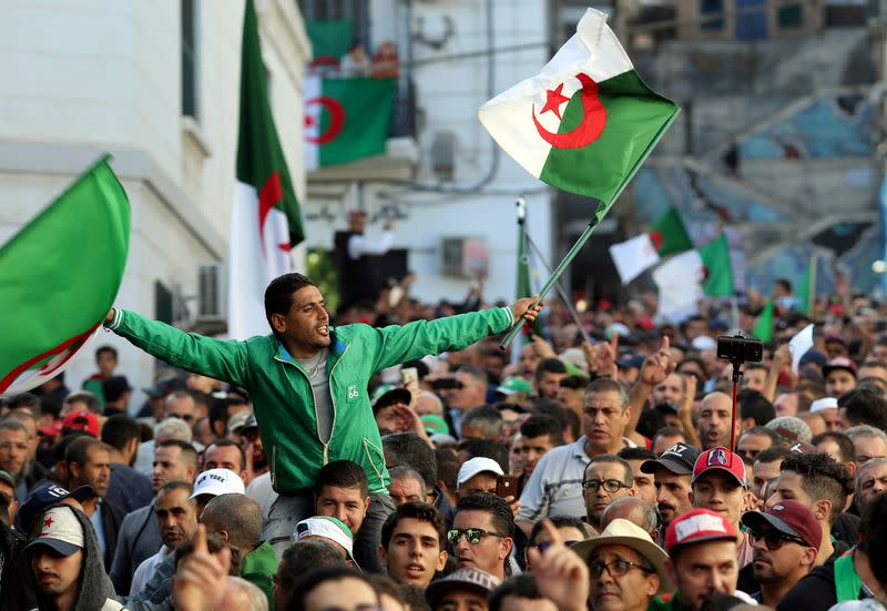 Algeria upholds conviction of journalist; rights groups fear new crackdown